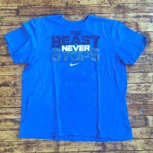 "Nike ""The Beast Never Stops"" T- Shirt"